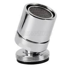 Water Faucet Aerator Water Saving Kitchen Tap Hose Faucet Aerator 360 Swivel