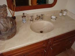Bathroom Countertops And Sinks Chic Ideas Bathroom Countertops With Sink Built In 2016 Home