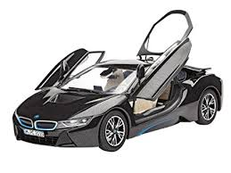 bmw model car amazon com revell germany revell germany 1 24 bmw i8 model kit