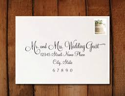 wedding invitations on a budget wedding invitation calligraphy digital address formatting print