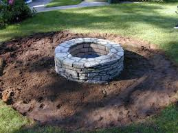 how to set capstones for a fire pit how tos diy