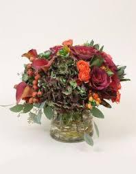 send flowers nyc october rhapsody fall flower arrangement from a nyc luxury