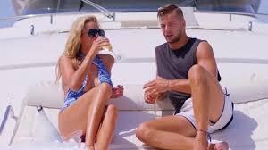 Hit The Floor Olivia - chris hughes and olivia attwood u0027s love island 2017 love story