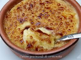 la cuisine gourmande crème catalane cuisine gourmande de carmencita