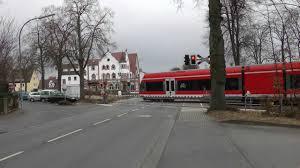 Bad Arolsen Bahnübergänge Bahnhof Bad Arolsen Youtube