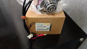 new genuine kubota engine distributor assembly eg283 68800 wg600