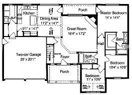 floor plans 2000 square smart design 12 one story floor plans 2000 square ranch house