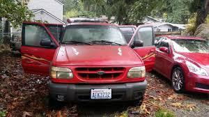 1999 ford explorer 4 door 1999 ford explorer 4 door 4x4 xlt v6 suv upgraded stereo cap