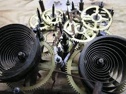 How To Oil A Grandfather Clock Antique Clock Repair U2013 Freemansgarage Com