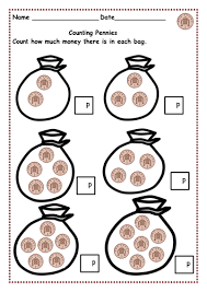 all worksheets coin recognition worksheets free printable