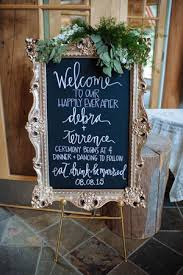 wedding chalkboard ideas 25 wedding signs ideas to make your wedding cool and awesome