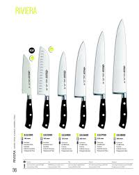pro kitchen knives 233800 chef knives riviera arcos professional knives cook