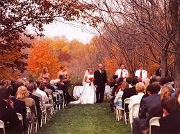 outdoor fall wedding ideas photos of cheap fall weddings the wedding specialiststhe wedding
