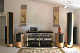 building a home theater system 22 000 revel ultima2 salon2 speakers in gloss black piano finish