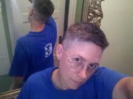 i need a new butch hairstyle a stranger in this place my butch haircut