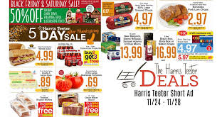 harris teeter after thanksgiving ad 11 24 11 28 matchups the