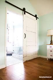 How To Build Barn Doors Sliding Remodelaholic 35 Diy Barn Doors Rolling Door Hardware Ideas