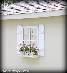 easy diy shutters for the shed love of family u0026 home old