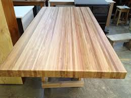 butchers block table tops islands trolleys benchtop blocks tassie oak benchtops made to any length