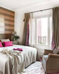 White Romantic Bedrooms Using Taupe To Create A Stylish And Romantic Bedroom