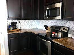 kitchen backsplash ideas with dark cabinets kitchen backsplash ideas for dark cabinets s kitchen backsplash
