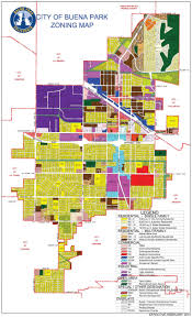 Bakersfield Zip Code Map by Map Of Buena Park California California Map