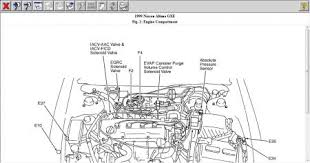 1999 nissan altima idle control valve engine performance problem