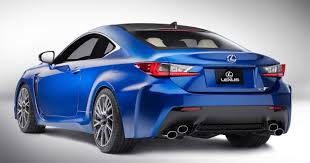 lexus v8 hp 500 horsepower lexus v8 rc f coupé to openly challenge bmw m5