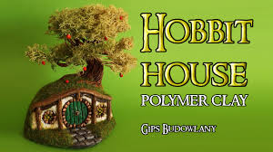 hobbit house polymer clay youtube