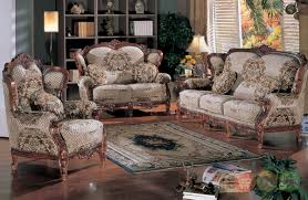 french living room furniture