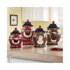 bronze kitchen canisters fleur de lis canisters ebay