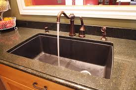 granite composite sink vs stainless steel astonishing 22 sink granite composite sinks kitchen traditional with