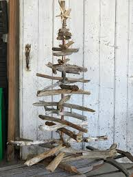 tabletop driftwood christmas tree 3 feet tall