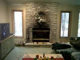 stone fireplace stone tile stone tile for fireplace fireplace