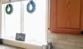 what color backsplash goes with honey oak cabinets update a kitchen w out painting oak cabinets growit buildit