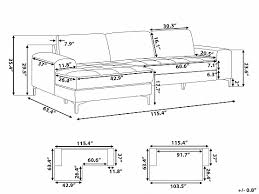 Sectional Sofa Dimensions by Awesome Sleeper Sofa Dimensions Reston Queen Trundle Sofa Crate