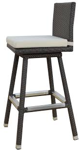 bar stools for outdoor patios outdoor swivel bar stools patio outdoor waco outdoor swivel bar