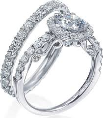 verragio wedding rings verragio halo engagement ring with brilliant diamonds ins 7003