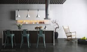 Modern Kitchen With Island 12 Modern Eat In Kitchen Designs