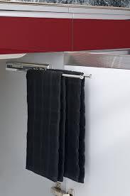 kitchen cabinet towel rack kitchen towel rack under sink kutskokitchen