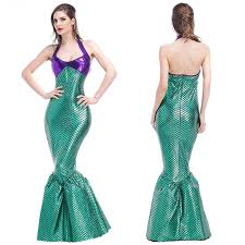 Mermaid Halloween Costumes Cheap Mermaid Halloween Costumes Aliexpress