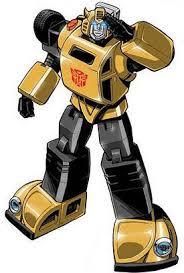 Bumblebee Transformer Halloween Costume Transformers