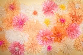 flower backdrop how to make gorgeous paper flowers