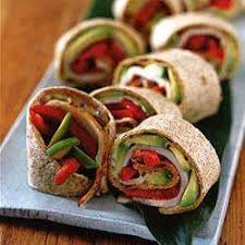 wraps australia avocado turkey wraps recipe all recipes australia nz