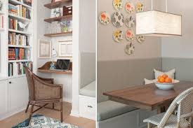 Small Built In Desk 21 Small Desk Ideas For Small Spaces