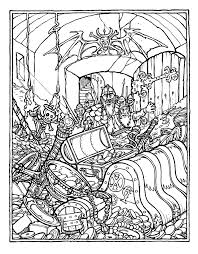steampunk coloring pages for adults bing images paper art