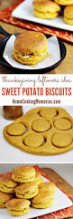 Sweet Potato Recipe For Thanksgiving With Marshmallows Thanksgiving Leftover Recipes Sweet Potato Biscuits Recipe Home