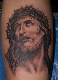 jesus tattoo design ideas for religious tattoo lover christian