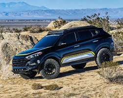 hyundai tucson 2006 tire size from rendering to rockstar garage transforms tucson for