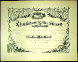 fillable marriage certificate templates best u0026 professional